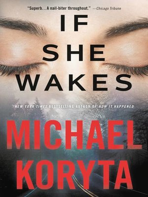 cover image of If She Wakes